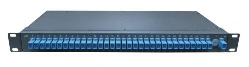 Rack Mounted Type PLC Splitter