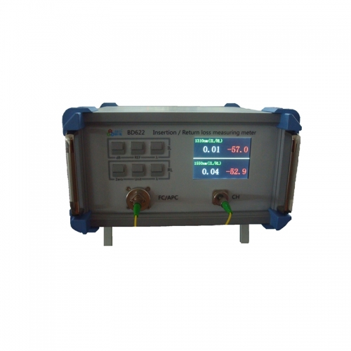 BD622 Inseration Loss / Return Loss Tester