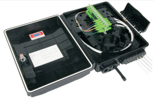 RB-022A Optical Fiber Distribution Box 24 Cores