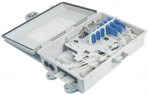 RB-023 Optical Fiber Distribution Box 24 / 32 Cores
