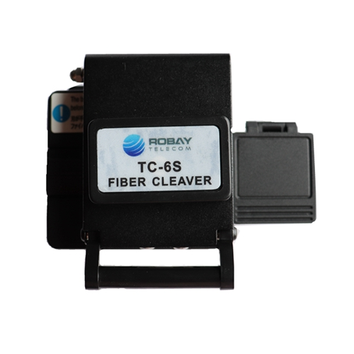TC-6S Optical Fiber Cleaver
